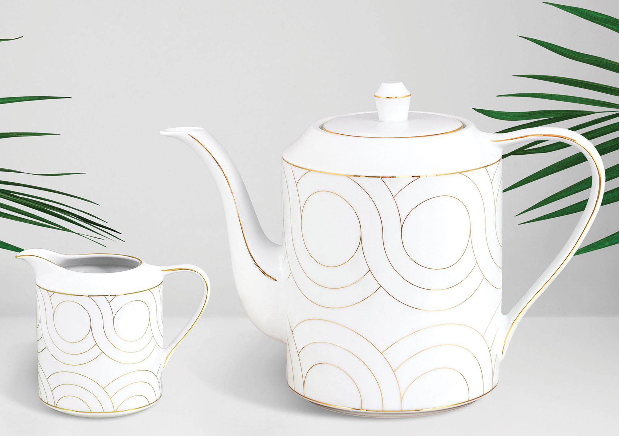 Porcelain Shapes